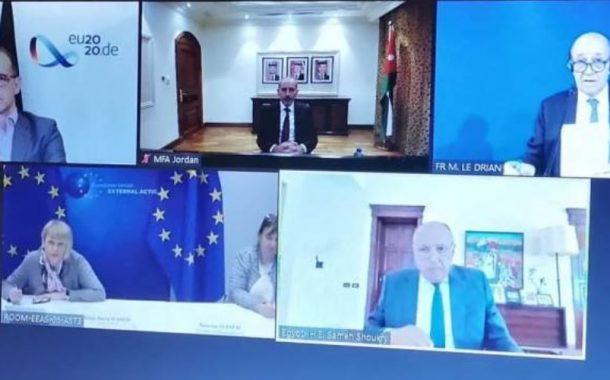 رئيس الوزراء البريطاني يحذر نتنياهو من الضم