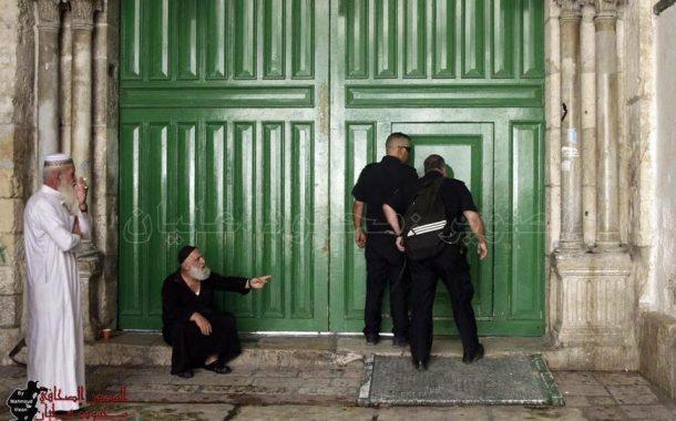 الاحتلال يهدم غرفتين دراسيتين في تجمع أبو النوار البدوي شرق القدس