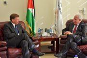 المالكي يوقع اتفاقية دعم بقيمة 10 مليون دولار مع الحكومة التركية