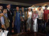 السفير دياب اللوح يستقبل الفوج الثاني من حجاج قطاع غزة