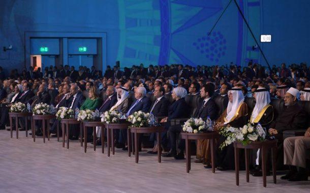 انطلاق أعمال منتدى شباب العالم في شرم الشيخ بمشاركة الرئيس عباس