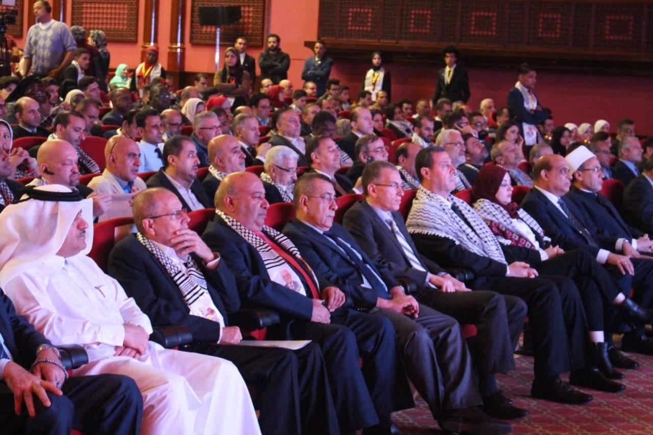سفارتنا بالقاهرة تحيي ذكرى إستشهاد القائد ياسر عرفات