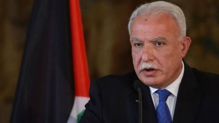 المالكي: المطلوب من الدول العربية الالتفاف حول القضية الفلسطينية وتوفير الحماية السياسية والمالية