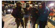 الاحتلال يعتقل 6 مواطنين من محافظة الخليل