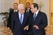 الرئيس المصري: القضية الفلسطينية تمثل قضية العرب المركزية الأولى