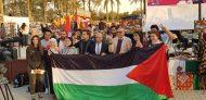 فلسطين تشارك في مهرجان ثقافات الشعوب في الجامعة الأمريكية بالقاهرة