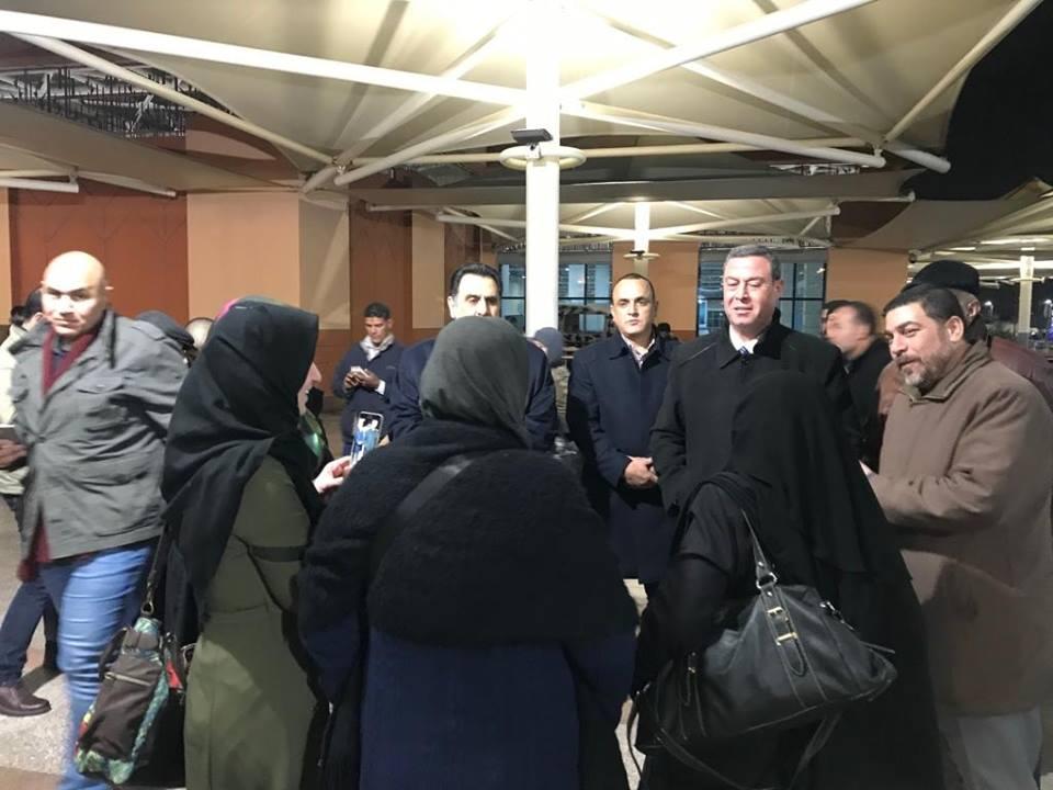 سفارة فلسطين بالقاهرة : بدء سفر معتمري قطاع غزة إلى السعودية