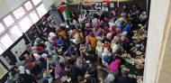 سفارة فلسطين تشارك في مهرجان ثقافات الشعوب بكلية الطب بجامعة المنوفية