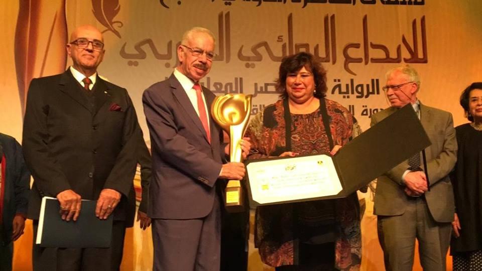 فوز الأديب يحيى يخلف بجائزة ملتقى الرواية العربية في دورتها السابعة