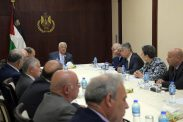 الرئيس: موقفنا واضح وما زال ولن نقبل استلام الأموال من اسرائيل منقوصة