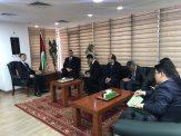السفير دياب اللوح يلتقي المنسق الصيني لشؤون منتدى التعاون العربي الصيني