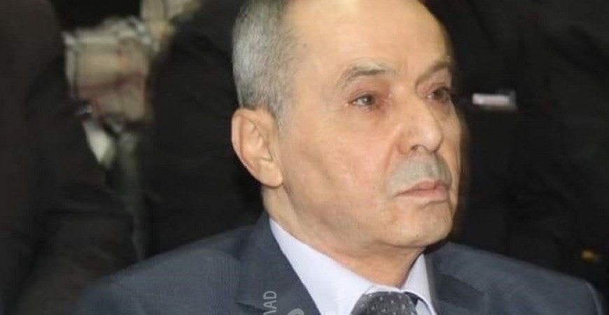 السفير دياب اللوح ينعي الأسير المحرر محمود الألفي
