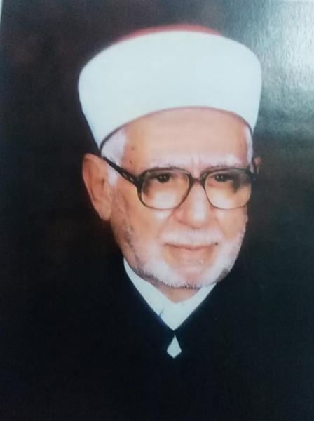 السفير دياب اللوح  ينعى الشيخ محمد أبو سردانة