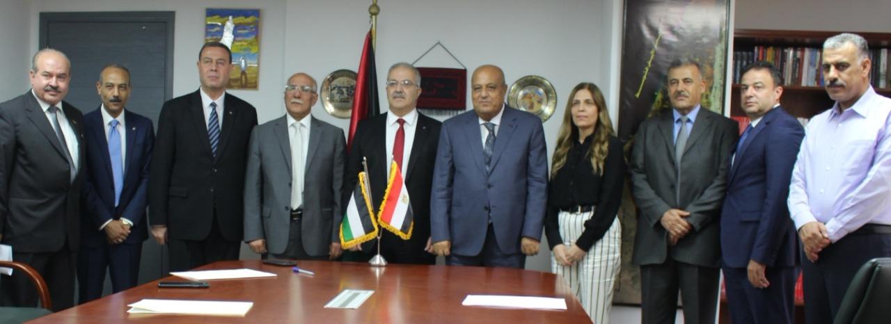 القاهرة: توقيع اتفاقية النقل البري لحجاج المحافظات الجنوبية
