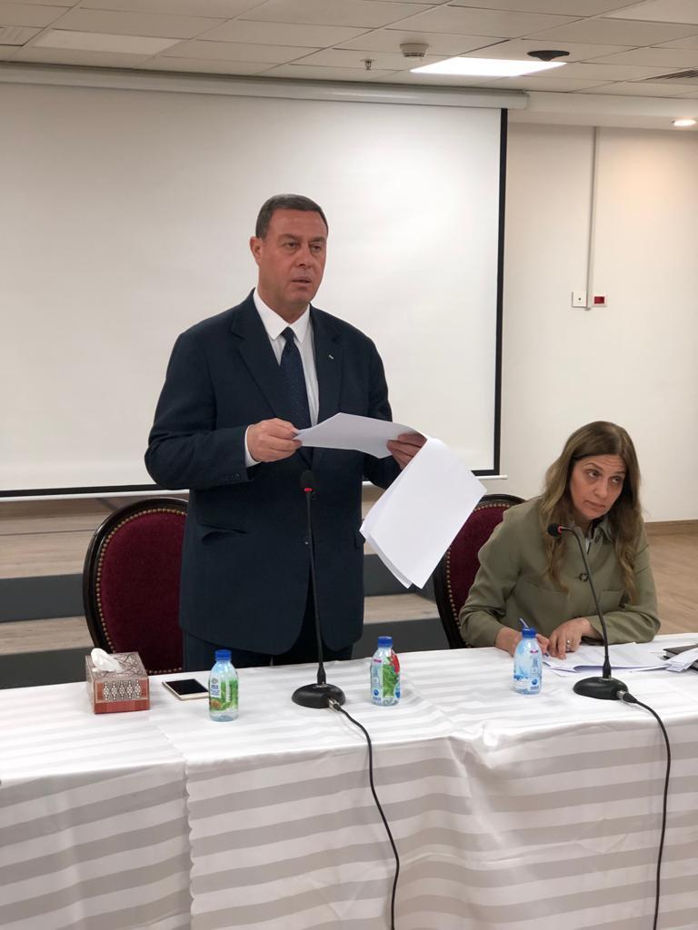 سفارة فلسطين بالقاهرة تنشر أسماء الفائزين بالقرعة العلنية للحجاج الفلسطينيين المقيمين في مصر