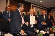 القاهرة: العسيلي يوقع عددا من مذكرات واتفاقيات تفاهم لدعم وتطوير الاقتصاد