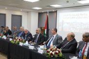 رئيس الوزراء د.اشتية والوفد الوزاري يختتمون زيارتهم المثمرة إلى جمهورية مصر العربية