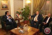 أبو مويس يتفق مع نظيره المصري على زيادة عدد المنح المقدمة للطلبة الفلسطينيين