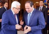 *الرئيس محمود عباس يهنئ الرئيس السيسي بذكرى انتصارات حرب أكتوبر*