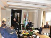 اشتية يبحث مع وزير الأوقاف المصري تعزيز التعاون في الشؤون الوقفية