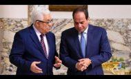 الرئيس محمود عباس يهنىء الرئيس السيسي بذكرى المولد النبوي