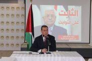 السفير اللوح يدعو لاتخاذ خطوات فعلية لثني البرازيل عن افتتاح مكتب تجاري في القدس