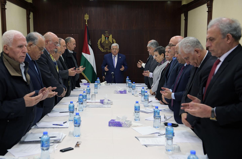 اللجنة التنفيذية تؤكد رفضها لمحاولات شرعنة الاستيطان الإسرائيلي شددت على تصميمها التصدي لجميع محاولات تصفية القضية الفلسطينية وإسقاطها