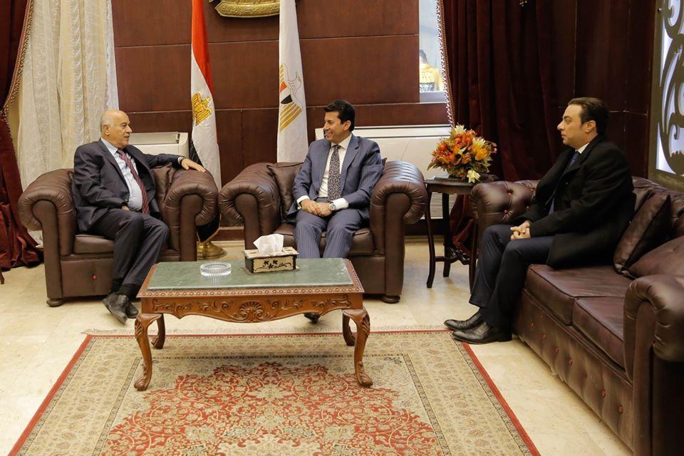 المكتب التنفيذي لمجلس وزراء الشباب والرياضة العرب يوافق على عقد إجتماعه في فلسطين