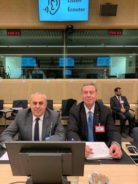 السفير دياب اللوح يطالب سفراء الإتحاد الأوروبي بالإعتراف بدولة فلسطين والضغط على إسرائيل لإجراء الإنتخابات بالقدس