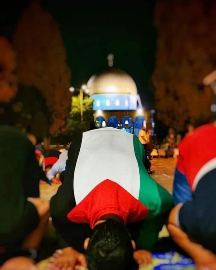نقابة الصحفيين المصريين تدين الاعتداءات الإسرائيلية بحق المسجد