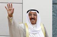 السفير دياب اللوح يقدم التعازي لنظيره الكويتي في وفاة الفقيد الكبير أمير دولة الكويت