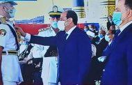 طالب فلسطيني يحصل على مركز أول وافدين في كلية الشرطة بمصر