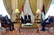 المالكي يبحث مع نظيريه المصري والأردني آخر المستجدات السياسية
