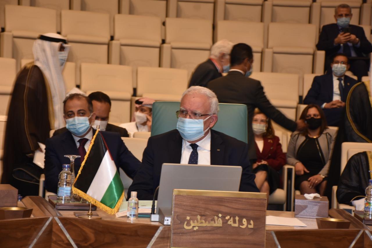 المالكي : نأمل انعقاد المؤتمر الدولي للسلام الذي دعا إليه الرئيس محمود عباس
