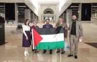 بمناسبة يوم الثقافة الوطنية ..سفارة فلسطين في مصر تودع 100 كتاب فلسطيني في مكتبة العاصمة الإدارية بمدينة الثقافة والفنون
