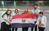 أمسية ثقافية فنية بمصر تؤكد على عروبة فلسطين بمكتبة القاهرة الكبرى