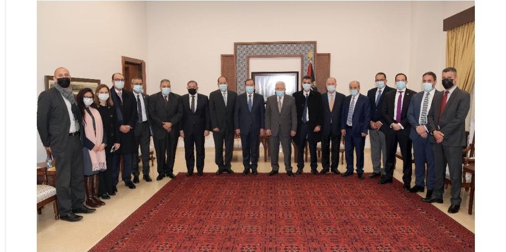 تحت رعاية الرئيس: فلسطين ومصر توقعان مذكرة تفاهم لتطوير حقل غاز غزة