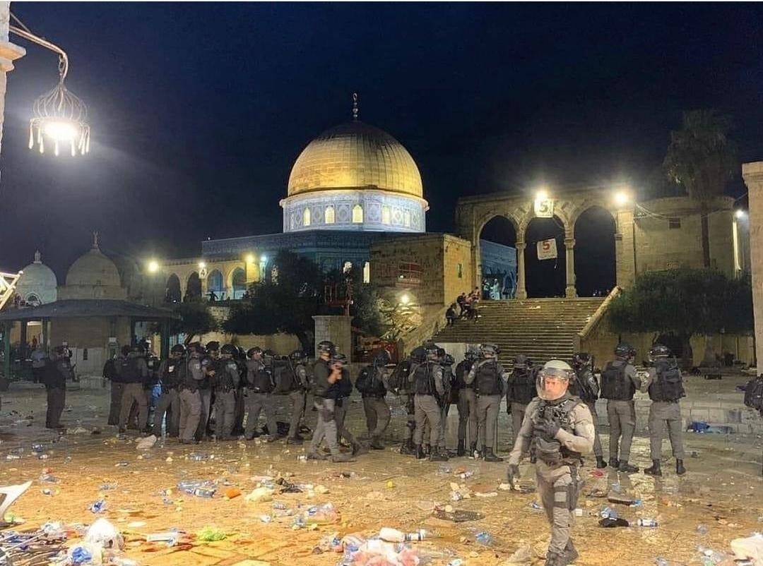 فلسطين تطلب عقد إجتماع عاجل لمجلس الجامعة العربية لبحث التحرك العربي للجرائم الإسرائيلية