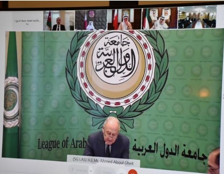 الجامعة العربية تقرر تشكيل لجنة وزراية لمتابعة التحرك العربي ضد السياسات والإجراءات الإسرائيلية غير القانونية في القدس المحتلة