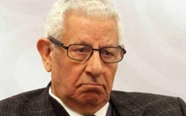 الرئيس يبرق معزياً بوفاة الكاتب الصحفي الكبير مكرم محمد أحمد