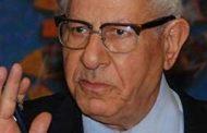 السفير دياب اللوح ينعي الكاتب الصحفي المصري مكرم محمد أحمد