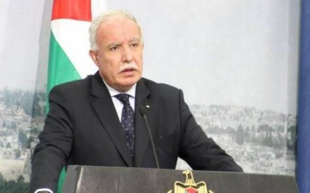 المالكي يثمن الدعم المصري لشعبنا