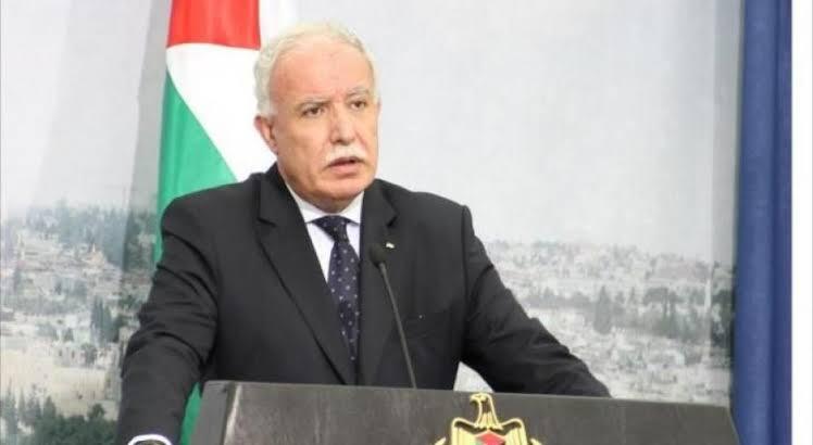 د. المالكي يصل القاهرة لتمثيل دولة فلسطين في الاجتماع الاستثنائي لوزراء الخارجية العرب