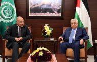 الرئيس يستقبل الأمين العام لجامعة الدول العربية